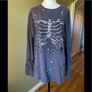 Distressed Vintage Shirt
